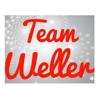 Equipo Weller Postal