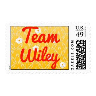 Equipo Wiley Franqueo