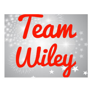 Equipo Wiley Postal
