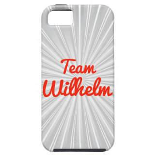 Equipo Wilhelm iPhone 5 Cárcasas