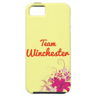 Equipo Winchester iPhone 5 Funda