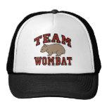 Equipo Wombat III Gorra