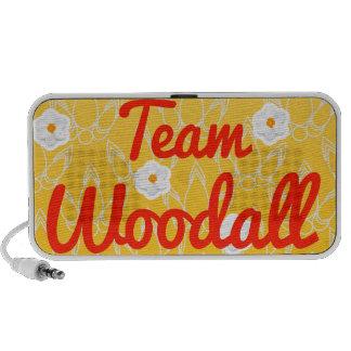 Equipo Woodall Sistema Altavoz