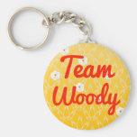 Equipo Woody Llaveros