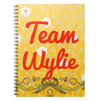 Equipo Wylie Libretas