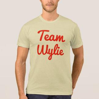 Equipo Wylie Playera