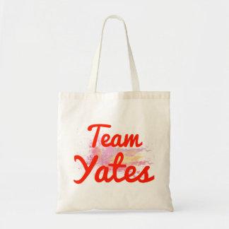 Equipo Yates Bolsas Lienzo