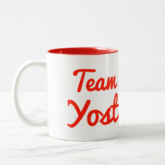 Equipo Yost Tazas