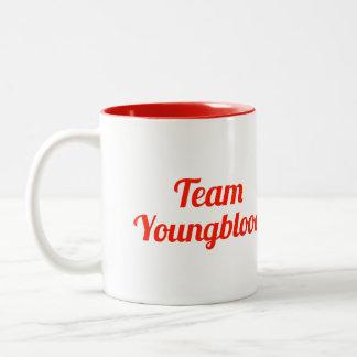 Equipo Youngblood Taza Dos Tonos