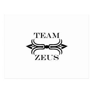 Equipo Zeus-Inglés Postal