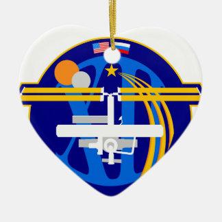 Equipos de la expedición al ISS Expedición 12 Ornamento De Navidad