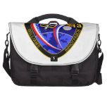 Equipos de la expedición al ISS:  Expedición 13 Bolsas De Portatil