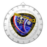 Equipos de la expedición al ISS:  Expedición 13 Tablero Dardos