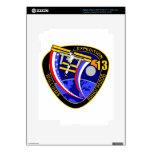 Equipos de la expedición al ISS:  Expedición 13 iPad 3 Pegatinas Skins