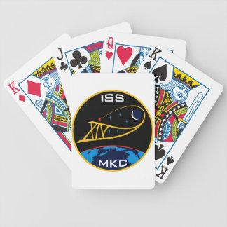 Equipos de la expedición al ISS Expedición 14 Baraja De Cartas
