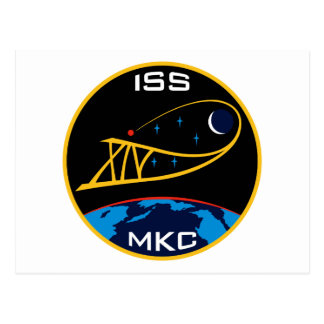 Equipos de la expedición al ISS:  Expedición 14 Postales