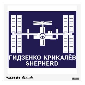 Equipos de la expedición al ISS:  Expedición 1 Vinilo