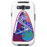 Equipos de la expedición al ISS:  Expedición 2 Galaxy S3 Cárcasas