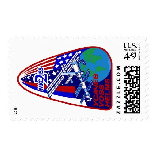Equipos de la expedición al ISS:  Expedición 2 Envio
