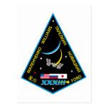 Equipos de la expedición al ISS:  Expedición 33 Postales