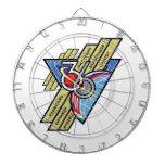 Equipos de la expedición al ISS:   Expedición 36 Tablero Dardos