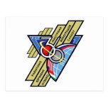 Equipos de la expedición al ISS:   Expedición 36 Postal