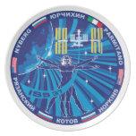 Equipos de la expedición al ISS:   Expedición 37 Plato De Comida