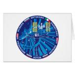 Equipos de la expedición al ISS:   Expedición 37 Felicitaciones
