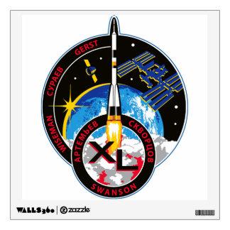 Equipos de la expedición al ISS:   Expedición 40 Vinilo
