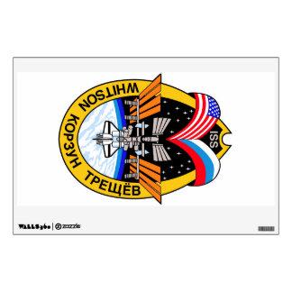 Equipos de la expedición al ISS:  Expedición 5 Vinilo Adhesivo