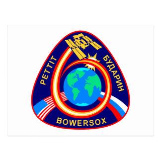 Equipos de la expedición:  Expedición 6 Postal