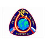 Equipos de la expedición:  Expedición 6 Tarjetas Postales