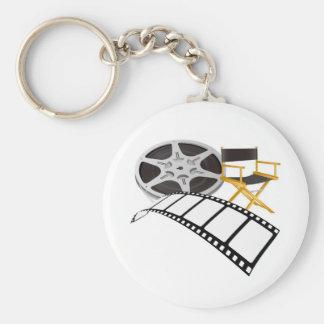 equipos de la película llavero personalizado