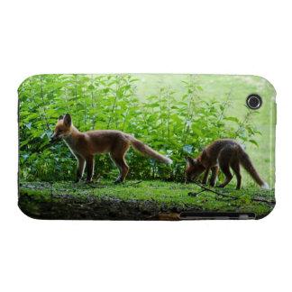 Equipos del Fox Case-Mate iPhone 3 Fundas