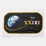 Equipos del ISS:  Expedición 23 Toallas De Cocina