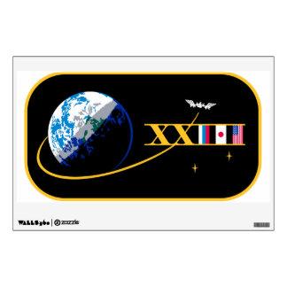 Equipos del ISS:  Expedición 23 Vinilo