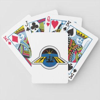 Equipos del ISS Expedición 24 Baraja Cartas De Poker