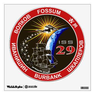 Equipos del ISS:  Expedición 29 Vinilo