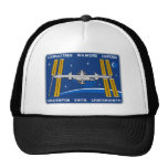 Equipos del ISS:  Expedición 42 Gorras De Camionero