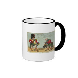 Equipt for a Northern Visit, 1822 Mugs