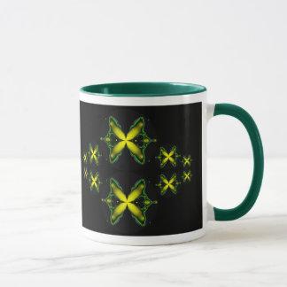 Equis Fractal Mugs