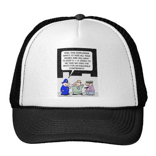 equitable compromise budget deal obama trucker hats