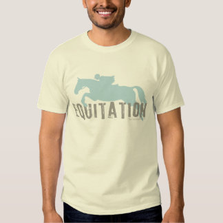 equitation t shirt