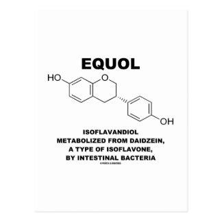 Equol Isoflavandiol metabolizado de Daidzein Postal