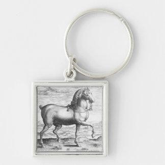 Equus Germanus Llavero Personalizado