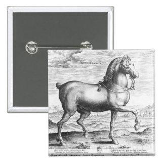 Equus Germanus Pin
