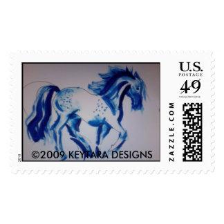 EQUUSPhoto 6132, 2009 KEYTARA DESIGNS Stamps
