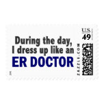 ER Doctor During The Day Postage