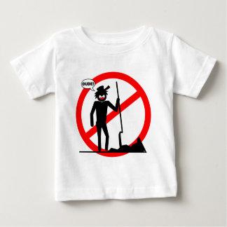 er DUDE Apparel & Hats Infant T-shirt