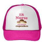Er enfermera divertida gorras